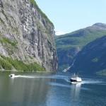 Geirangerfjord Schifffahrt 042