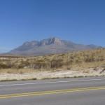 Unendliche Wüste, Texas