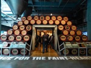 Guinness Fabrik