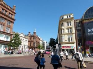 Belfast unbeschwert