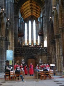 Glasgow Kathedrale Evensong