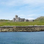 Heilige Insel Iona mit St. Columba Kathedrale