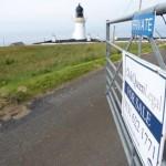 Leuchtturm zu verkaufen