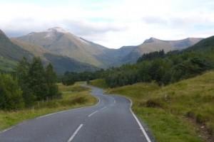 Glen Nevis Range