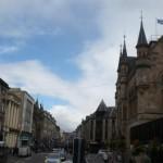 Inverness-Fußgängerzone