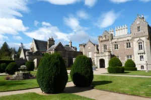 Sir Walter Scott's Abbotsford House