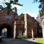 Carlisle - Kathedralenviertel