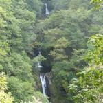 Devils's Bridge Wasserfall