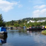 Walisisches Hobby-Kanalbootfahren