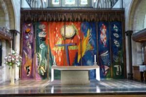 Chichester-Altarteppich