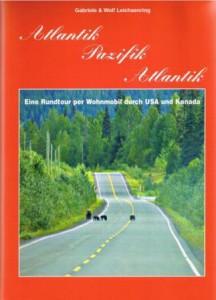 USA-Buch-Titelseite