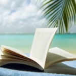 Open Book at Beach