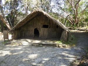 Hütte des Häuptlings
