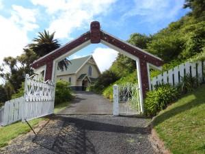 Maori Kirche Tikitiki