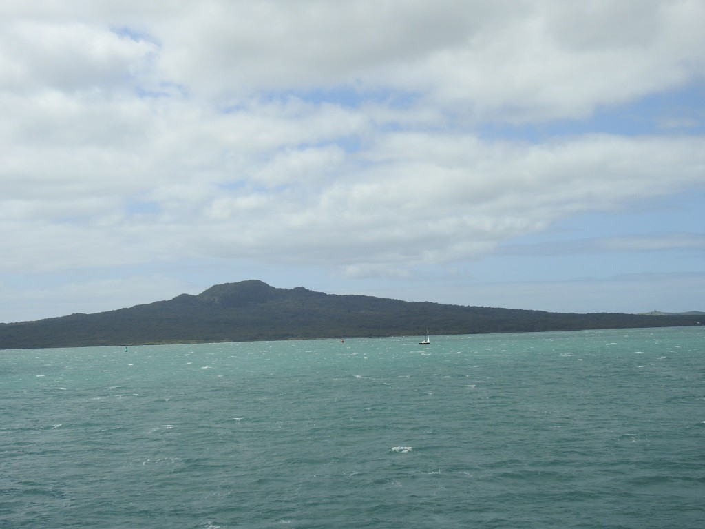 Vulkaninsel Rangitoto