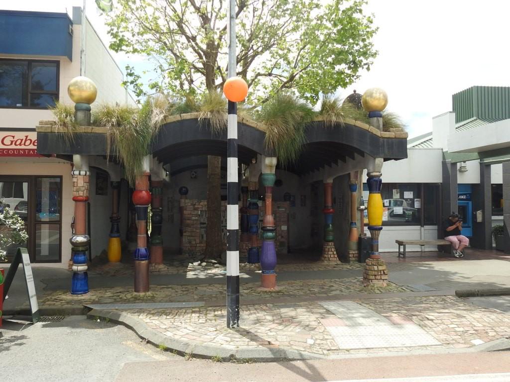 Warawara-Hundertwasser-Toilette