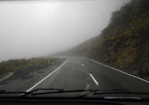 Milford Road-Wetterausichten