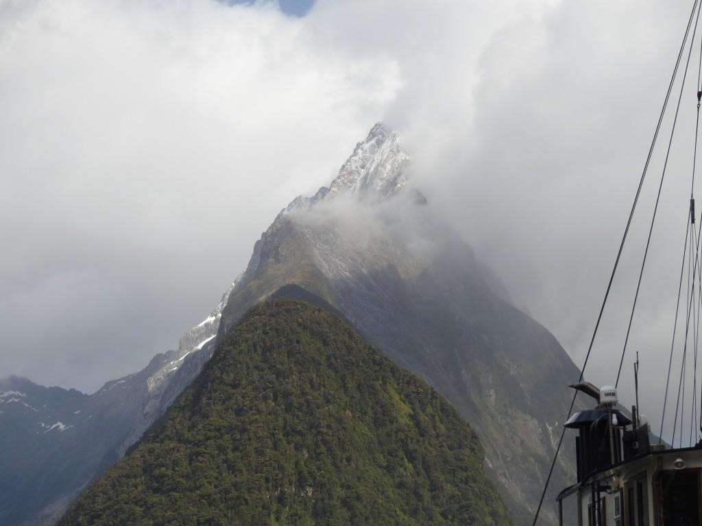 Milford Sound-Mitre Peak