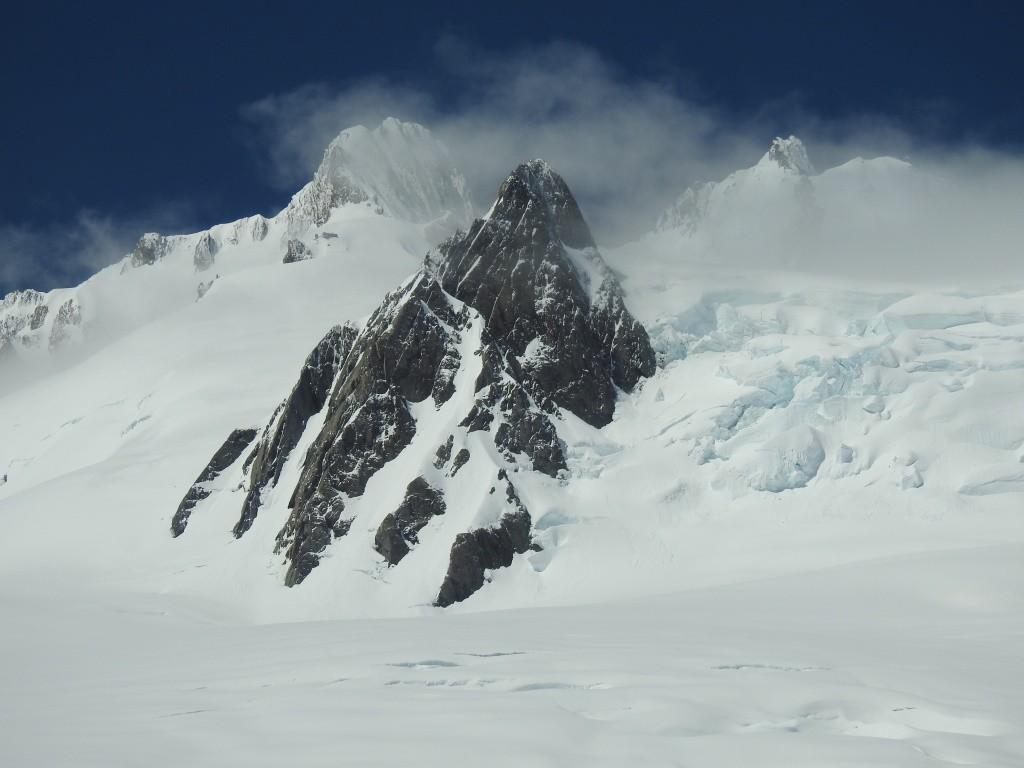 Mt Cook-hinten-Mt.Tasman-vorn