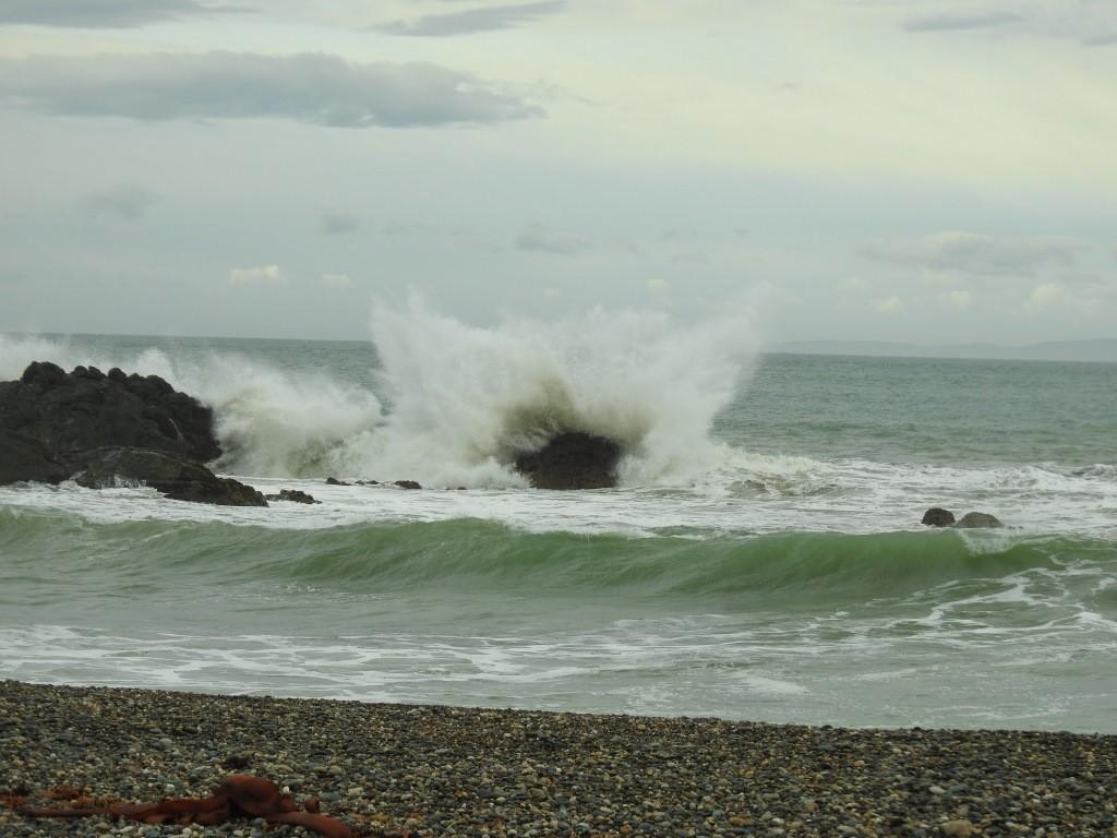 Pazifik bei Bluff