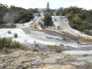Rotorua Vulkanregion
