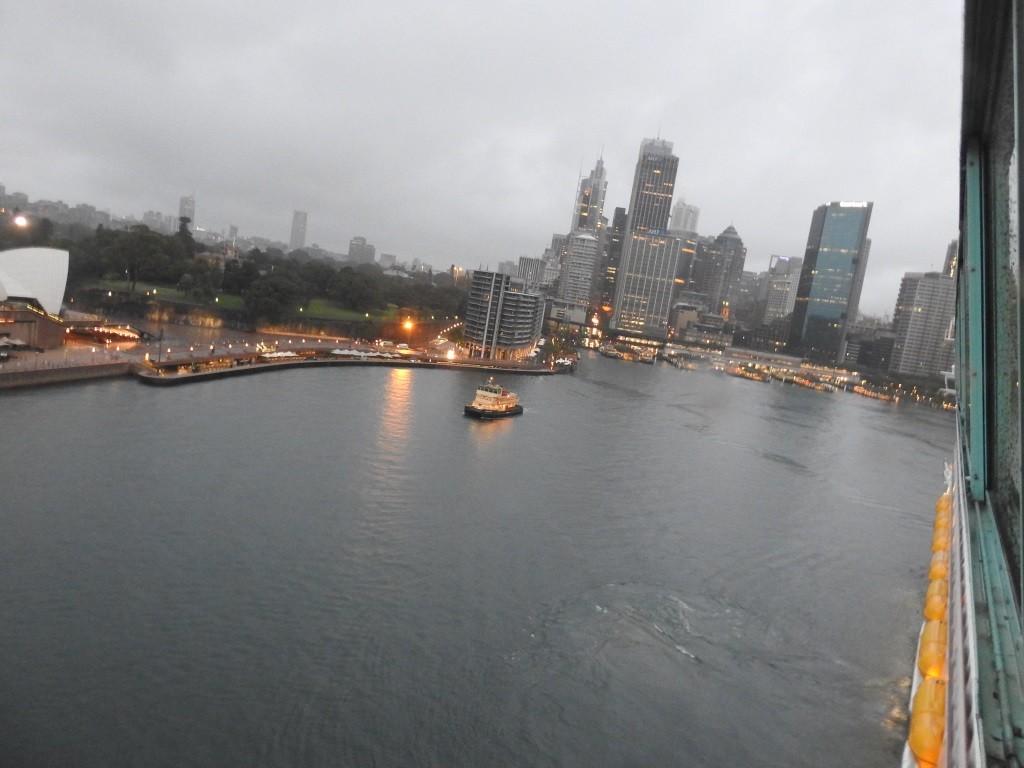 Sydney-morgens 5.30Uhr