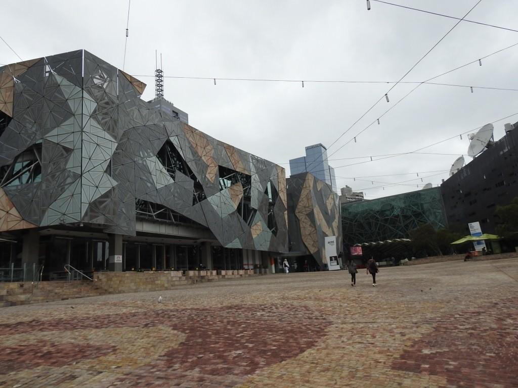 Federation Square und ACMI