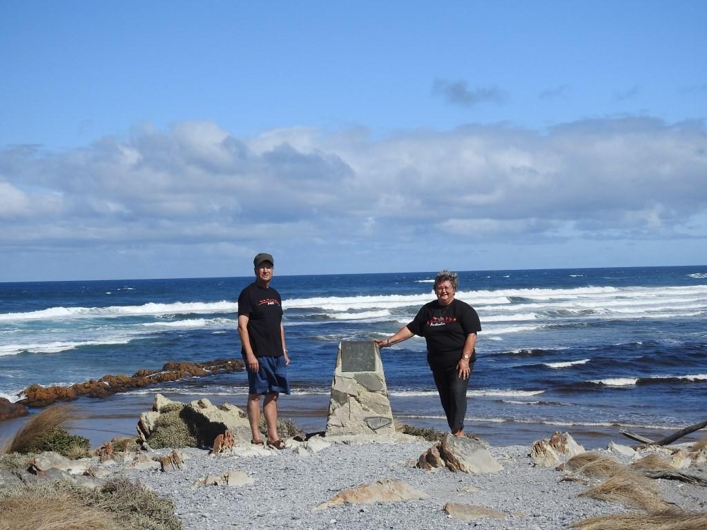 Port Arthur-the Edge of the World
