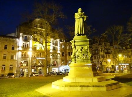Eisenach - Luther